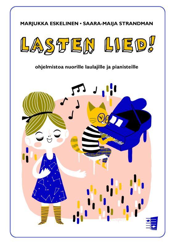 Lasten lied, etukansi (Jenna Karjalainen).jpg