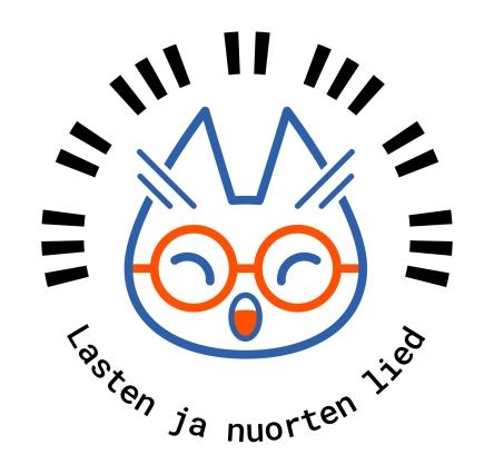 Lasten ja nuorten lied -logo
